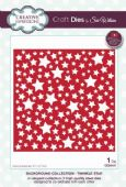 Sue Wilson Craft Dies - Background Collection - Twinkle Star - CED3127